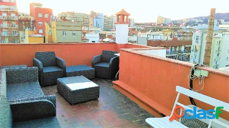 Ático con 2 terrazas en planta superior