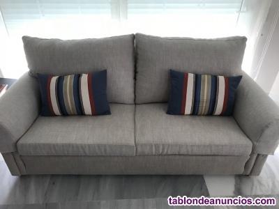 2 sofas, de 2 y 3 plazas