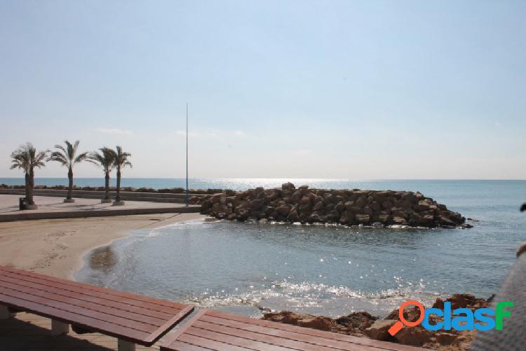 Apartamento en 1ª Linea del Mar, Piscinas Naturales