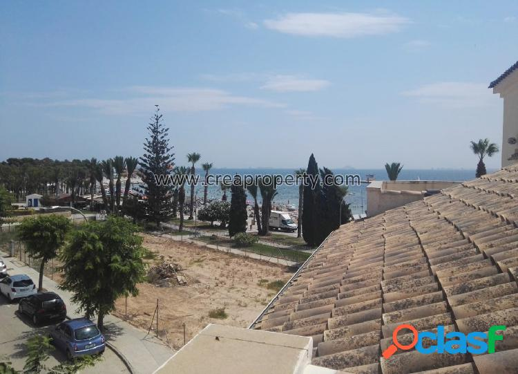 Chalet en venta con vistas al mar en Los Narejos (Murcia)