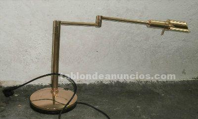 Dos lamparas para mesa/escritorio de diseño