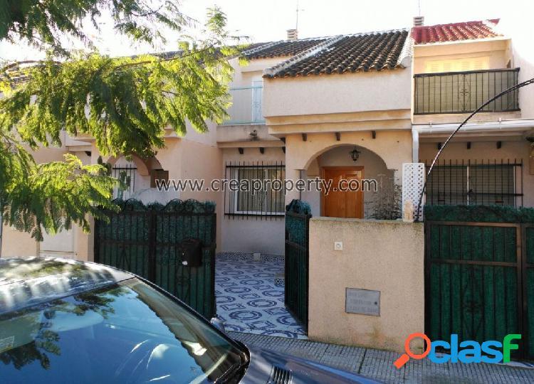 Dúplex de 3 dormitorios en Los Alcázares (Murcia)