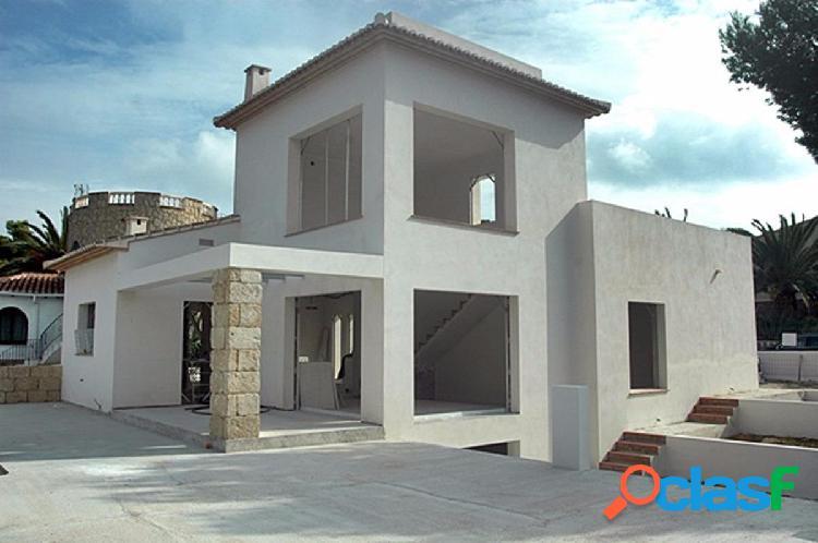Exclusiva villa en venta con vistas al Mar en Javea