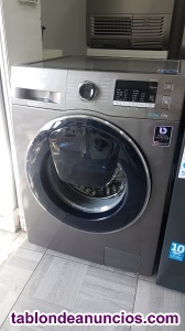 Lavadora samsung add wash 9 kg a+++