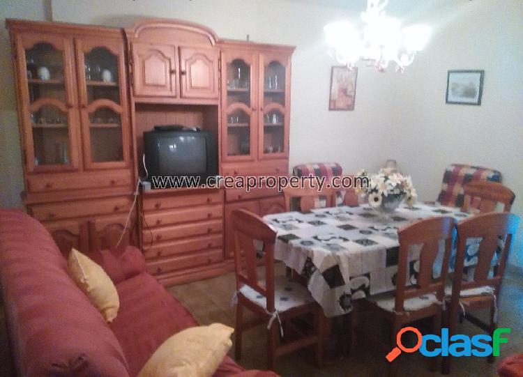 Piso de cuatro dormitorios en Los Alcázares (Murcia)