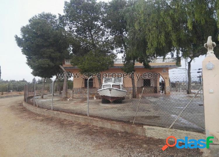 Se vende casa de campo con 4.800 metros en el Valle del Sol