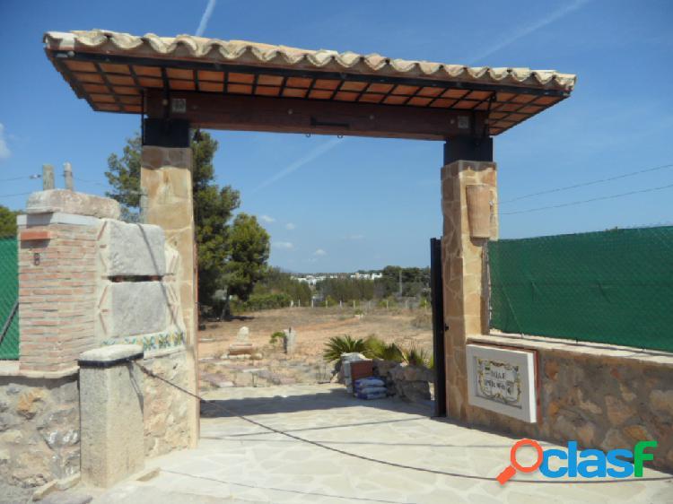 Se vende solar rústico en Campolivar. /H H Asesores,