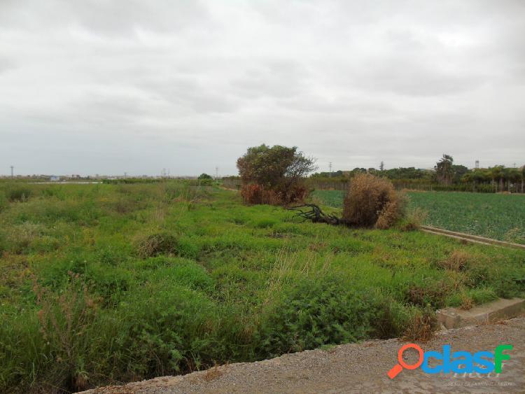 Se vende terreno en Godella + acciones de la Aceq de