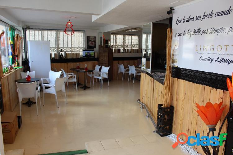 Traspaso bar restaurante en Benidorm