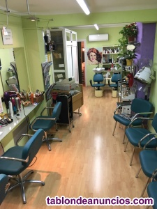 Traspaso peluquería por jubilacion