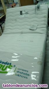 Vendo camas articuladas economicas