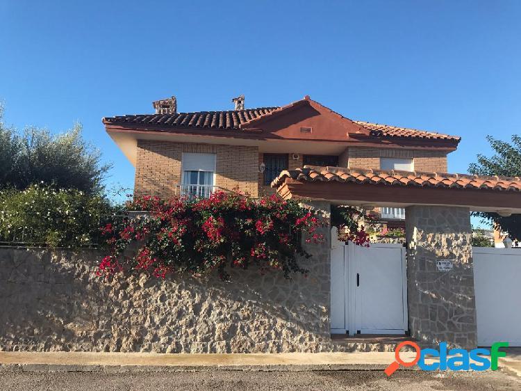 Villa en el Serradal Castellón, frente al Mar Mediterráneo