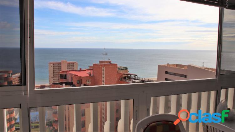 Apartamento de 2 dorm con vistas panorámicas, piscina