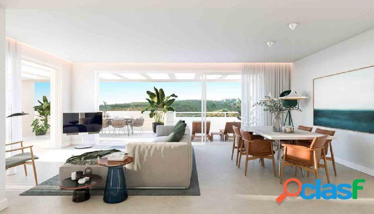 Apartamento en un entorno privilegiado de la Costa del Sol