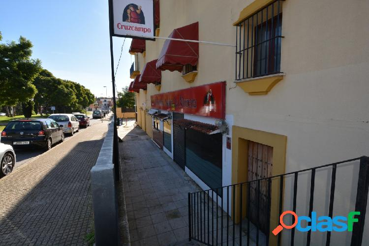 BORMUJOS.- Local comercial sito en Calle Juan Carlos Rey de