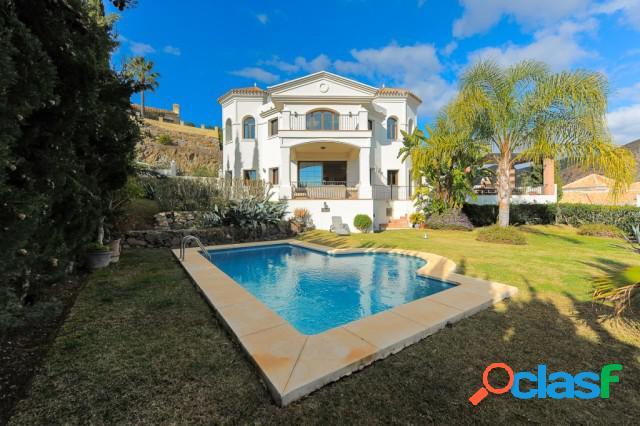 Casa-Chalet en Venta en Benahavis Málaga