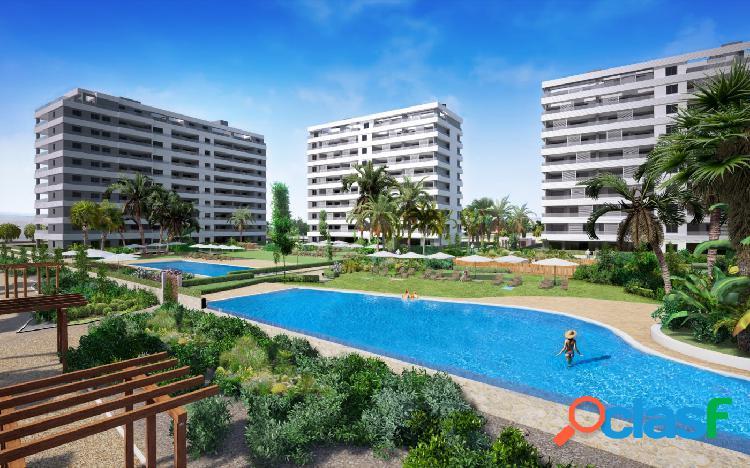 Exclusivos apartamentos en primera linea de la playa