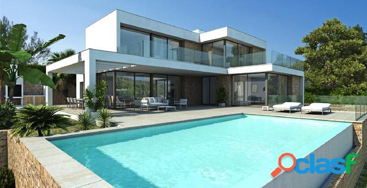 Fantastica Villa de Nueva Construccion a la Venta en Javea