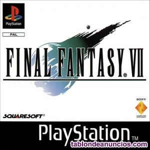 Final fantasy vii - ps1
