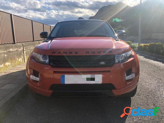 LAND ROVER Range Rover Evoque diesel en Castro-Urdiales