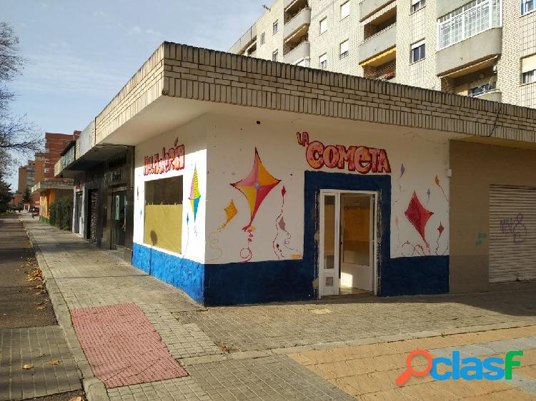 LOCAL COMERCIAL EN VALDEPASILLAS