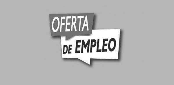 Oferta de empleo para un RECEPCIONISTA DE