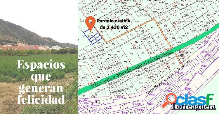 Parcela rústica económica en Torreagüera