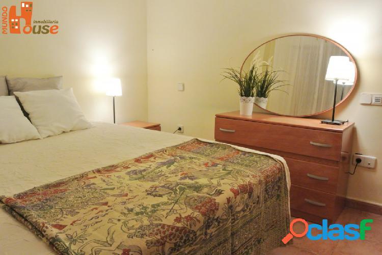 Piso de 2 dormitorios centro de San Ildefonso