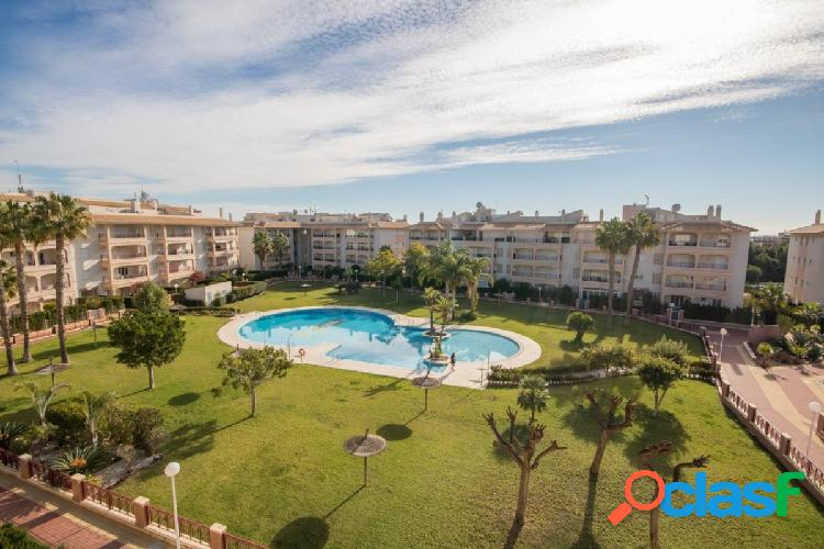 Precioso ático con solárium privado en Playa Flamenca,