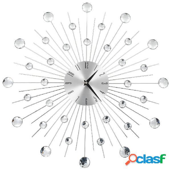 Reloj de pared con movimiento de cuarzo 50 cm diseño