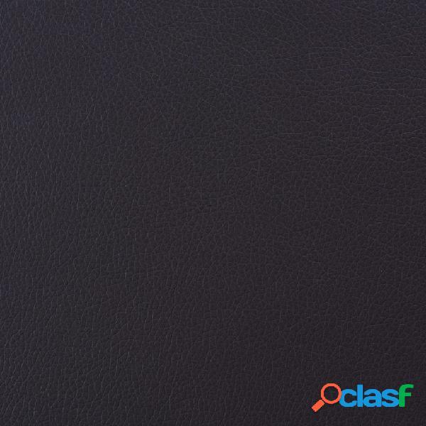 Tela de cuero artificial 1,4x9 m marrón
