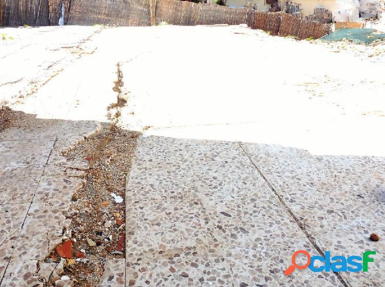 Venta de solar en Cartama Pueblo