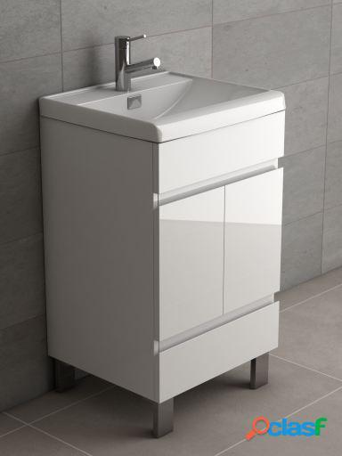 Wellindal Mueble de baño Small 60cm Blanco