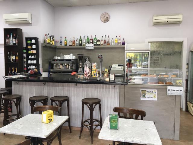 Cafeteria, panaderia, bar OPORTUNIDAD!