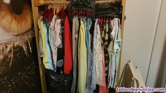Lote de ropa stock de verano