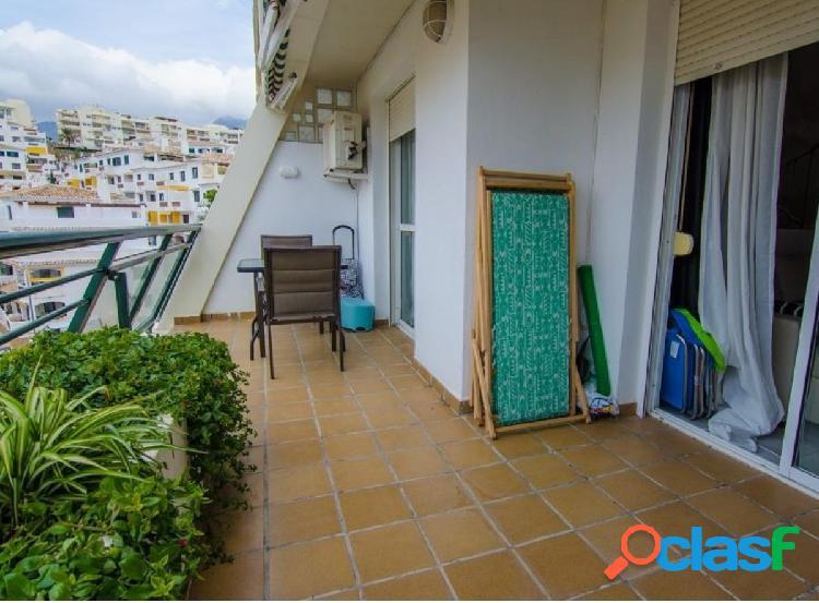 Amplio apartamento de un dormitorio a 200 metros de la playa