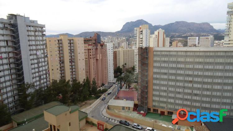 Apartamento con amplia terraza y plaza de garaje