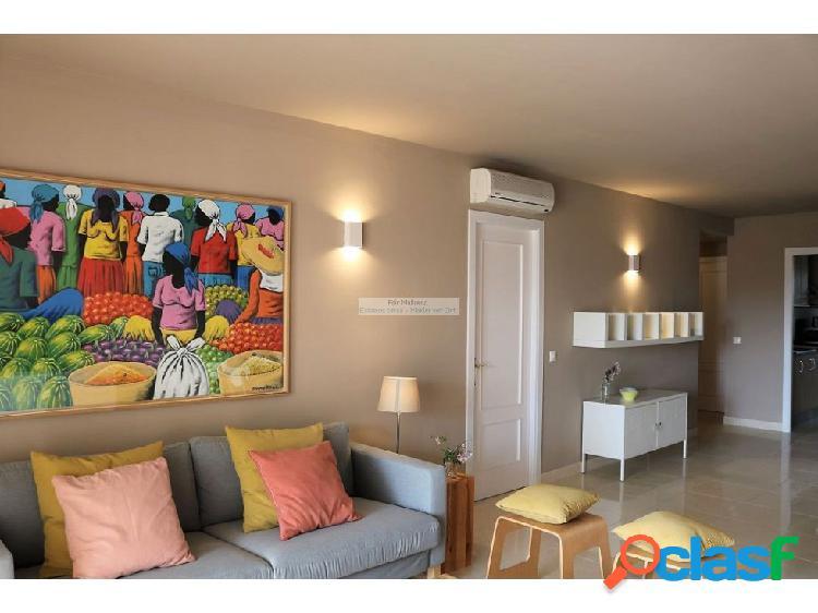Apartamento recien reformado en Cala Bona