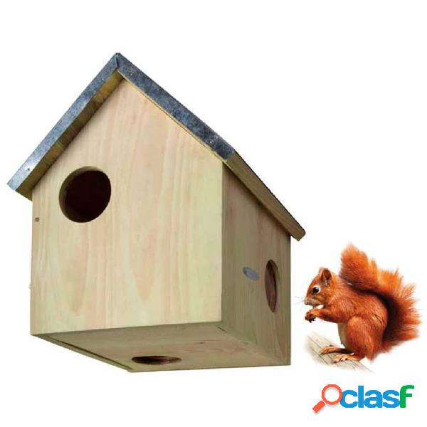 Esschert Design Casita de madera para ardillas, marca WA10