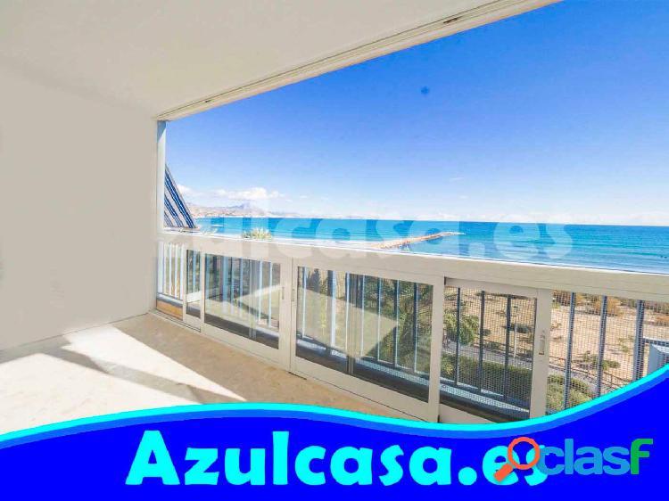 Fantástica vivienda en primera linea de playa