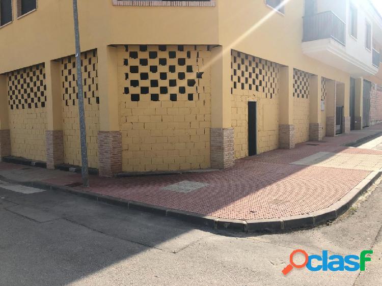 Local comercial en Las Torres de Cotillas