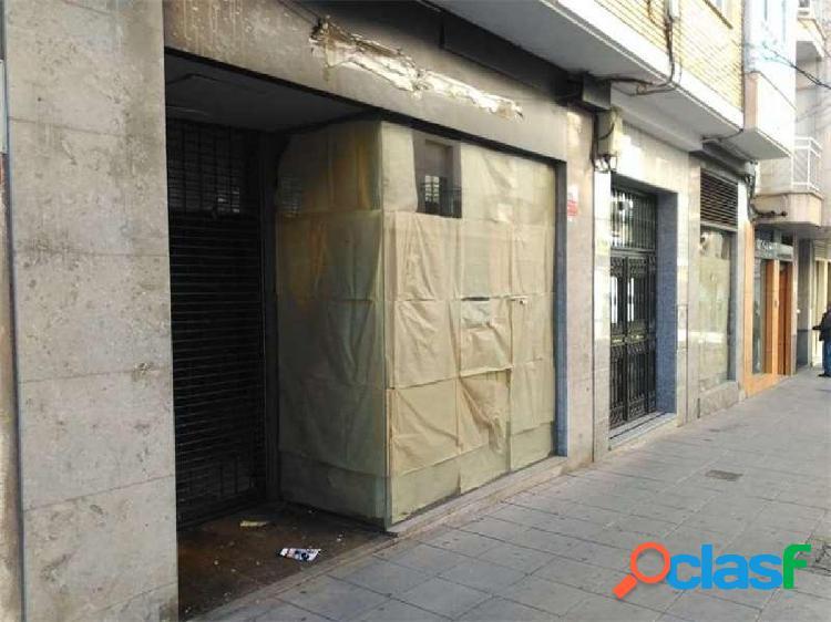 Local comercial en venta en Ciudad Real, zona centro.