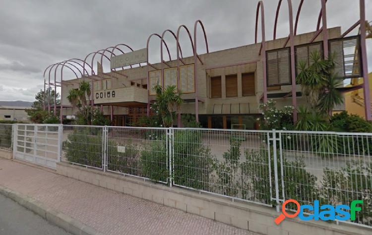 Nave Industrial en venta el el poligono Las Salinas de