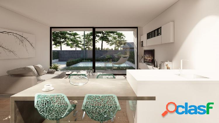 Nueva promoción de villas independientes de 3 dormitorios