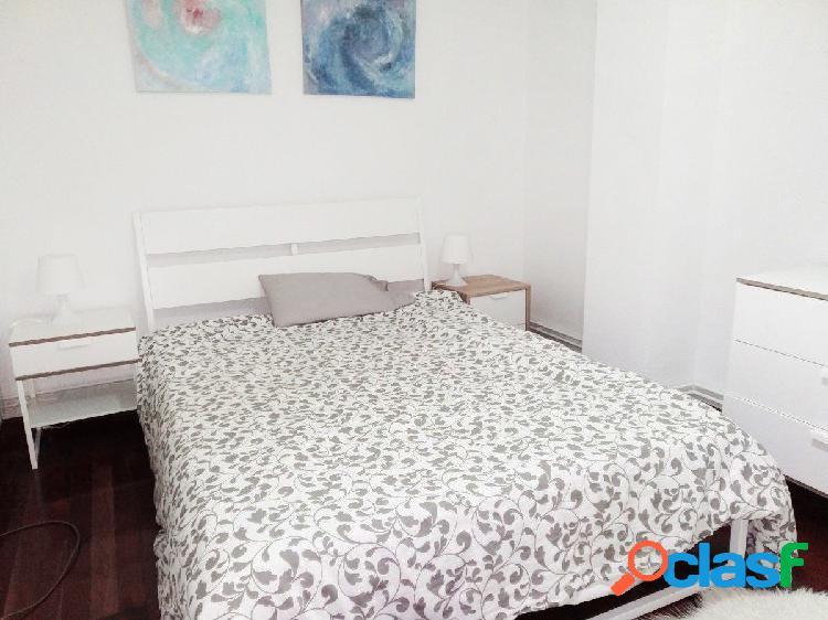 Piso en alquiler de 3 habitaciones en el centro de Santander