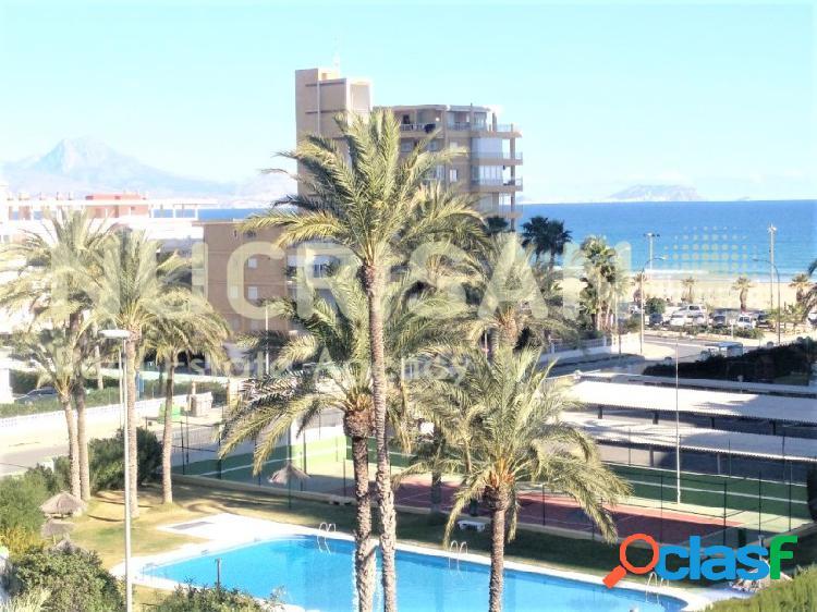 Se alquila piso en Playa de San Juan Alicante Costa Blanca