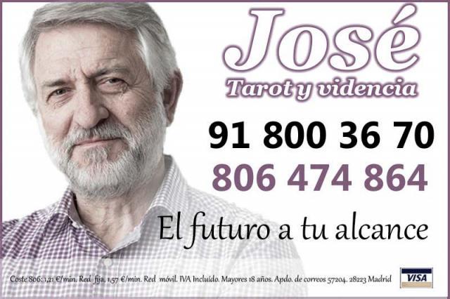 Tarot del amor sin errores. José Campos