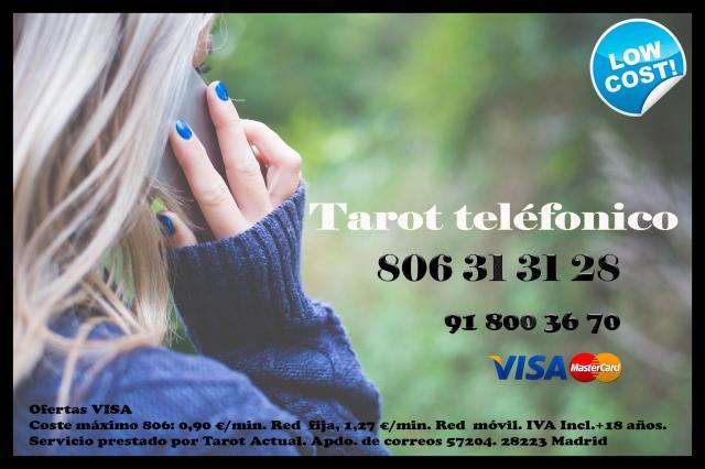 Tarot menos 1€. tarot low cost