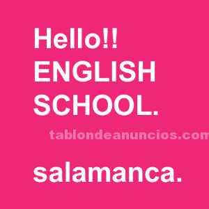 Idiomas para niños y adultos en el centro de salamanca