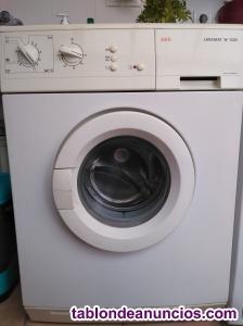 Vendo lavadora aeg